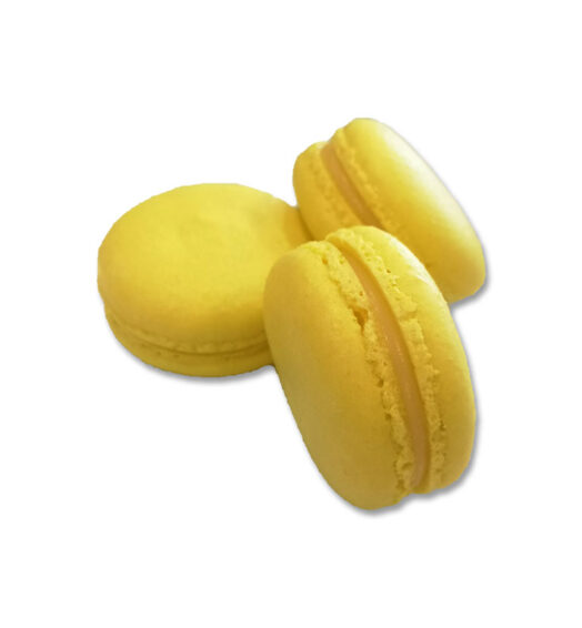 Macaron citroen