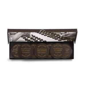 Chocolats de plantation