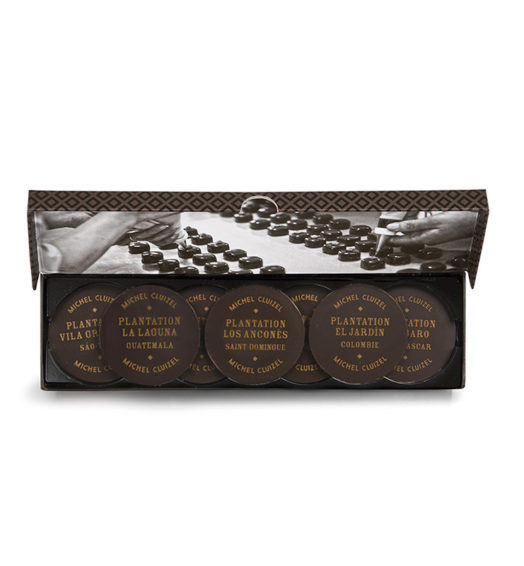Chocolats de plantation