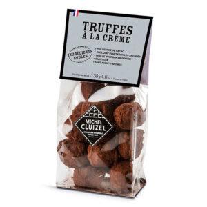 Truffels à la crème